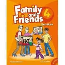 Family And Friends 4 (class Book + Workbook) Nuevos!!