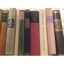 Libros En Aleman, Novelas Clasicas. Ver Listado