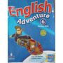 English Adventure 6 Student Book Y Reader 2 Libros!!!
