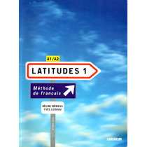 Latitudes 1 A1 / A2 - Livre + Cahier + Cds / Oferta