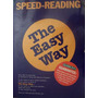 Speed Reading The Easy Way Lectura Veloz Aprender Fácil