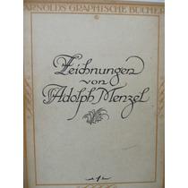 Libreriaweb Leichnungen Von Adolph Menzel De 1920