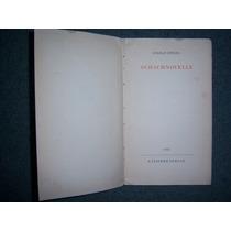 Schachnovelle - Stefan Zweig - Aleman