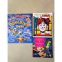 Lote 3 Libros Niños Disney Ingles Y 2 Libros En Español