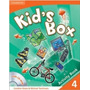 Kid ´s Box 4 Activity Book With Cd Cambridge