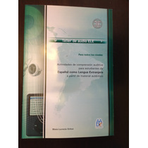 Espanol Para Extranjeros. Libro De Audio. Todos Los Niveles