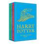 Harry Potter (primeros 3 Libros De La Saga En Ingles)