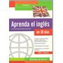 Aprenda El Ingles En 30 Dias - Metodo Audiovisual -