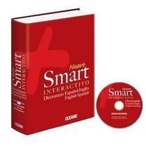 Nuevo Smart Interactivo Diccionario Ingles Español Oceano