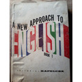 A New Approach To English - Book 1 - Editorial Kapelusz