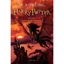 Harry Potter 5 - And The Order Of The Phoenix - J.k. Rowling