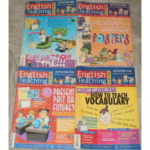 4 Revistas English Teaching