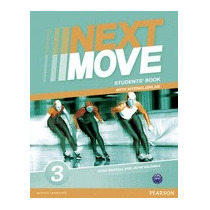 Next Move 3 - Student S Book With My English Lab Pearson