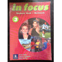 In Focus 3 Students´ Book - Workbook