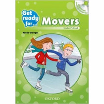 Get Ready For Movers Student S Book With Multirom Oxford