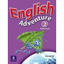 English Adventure 2 Pearson Logman,nuevo-libros