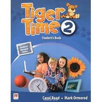 Tiger Time 2 - Student´s Book - Ed. Macmillan