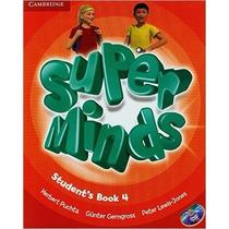 Super Minds 4 Student