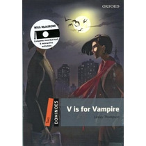 V Is For Vampire - Stage 2 - Oxford Dominoes - With Multirom
