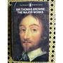 Sir Thomas Browne - The Major Works. 1977 (en Inglés)