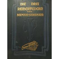 Libreriaweb Die Drei Reiherfedern Von Hermann-sudermann