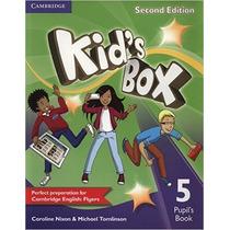 Kid S Box 5 - Pupils Book - 2 Edicion - Cambridge