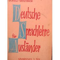 Libreriaweb Aleman Deustche Sprachlehre Fur Auslander