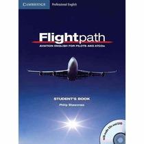 Flightpath - With Audio Cds - Cambridge Aviation English