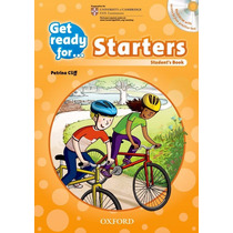 Get Ready For Starters Student S Book With Multirom Oxford