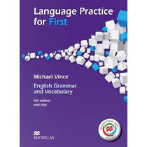 Language Practice For First 5th Edition - Michael Vince