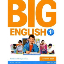 Big English 1 - Activity Book - - Ed. Pearson