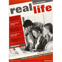 Real Life - Pre Intermediate Workbook - Pearson