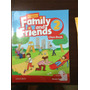 Libro Inglés Family And Friends 2 Class Book Oxford + Cd