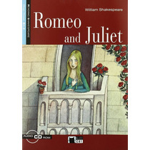 Romeo And Juliet B1.2 Reading Shakespeare Vicens Vives W/cd