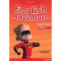 New English Adventure 2 - Pupil