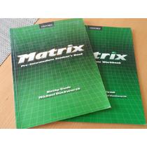 Matrix Pre-intermediate Student