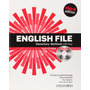 Libro English File Elementary Workbook Third Edition.