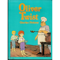 Charles Dickens Oliver Twist (inglés) Tapa Dura Gallery Book