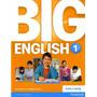 Big English 1 Book British Edition - Longman Pearson