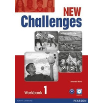New Challenges 1 Workbook - Ed. Pearson