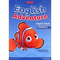 New English Adventure Starter - Pupil