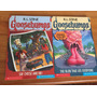 Goosebumps,say Cheese And Die! + The Blob That Ate Everyone