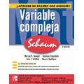 Variable Compleja 2da Ed. Schaum Spiegel. Libro Digital