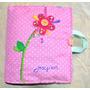 Libro Didactico Tela Artesanal Para Niños - Quiet Book