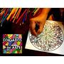 Mandalas Y Dibujos En Madera Para Pintar - Reláx Terapia