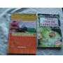 Lote De 2 Libros De Cría De Caracoles.
