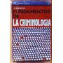 Fundamentos De La Criminologia - G. Avanesov