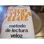 Metodo De Lectura Veloz. Garelli. !972.