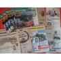 Tractor Antiguo Publicidad Lote Revista Trattori Deutz Fahr