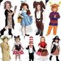Dvd. Disfraces Fiestas Infantiles Moldes Patrones Eventos